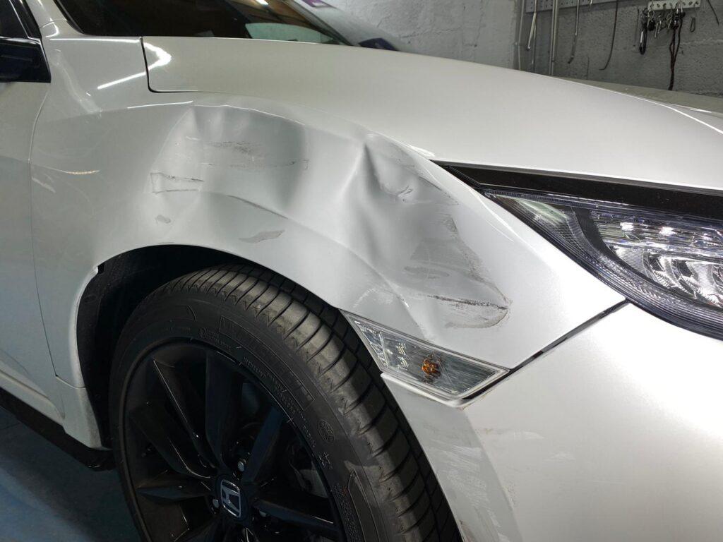 תיקון מכות ברכב ,תיקון pdr